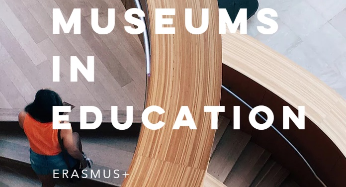 MUSEUMS IN EDUCATION logo